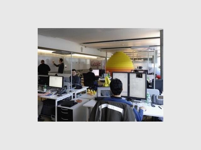 Chez google travail performance et bonne ambiance for Obligation salle de repos au travail
