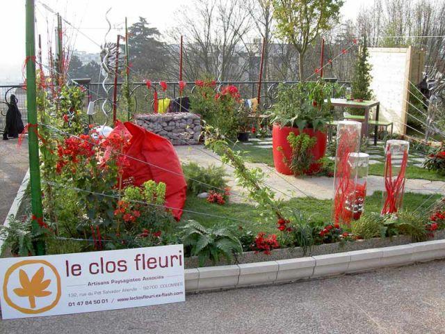 D couvrez 20 jardins de ville paysagers for Idees jardins paysagers
