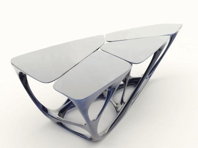 nouveautés Zaha Hadid - salon de Milan