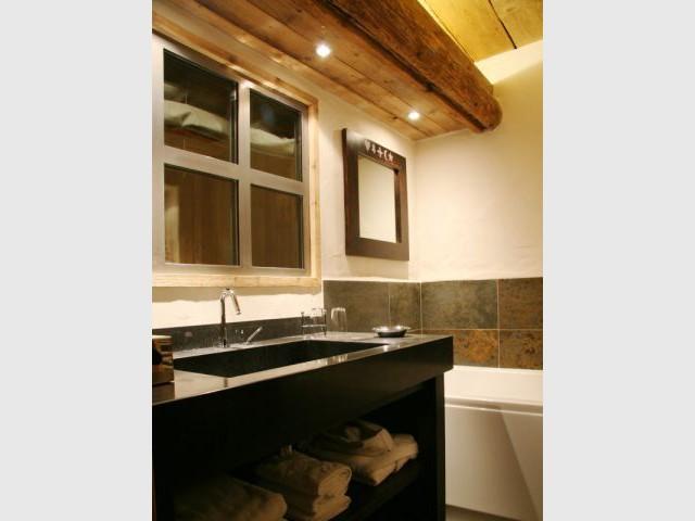 de la bergerie au chalet cosy. Black Bedroom Furniture Sets. Home Design Ideas