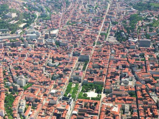 Bien connu Saint-Etienne : un urbanisme en pleine mutation JK13