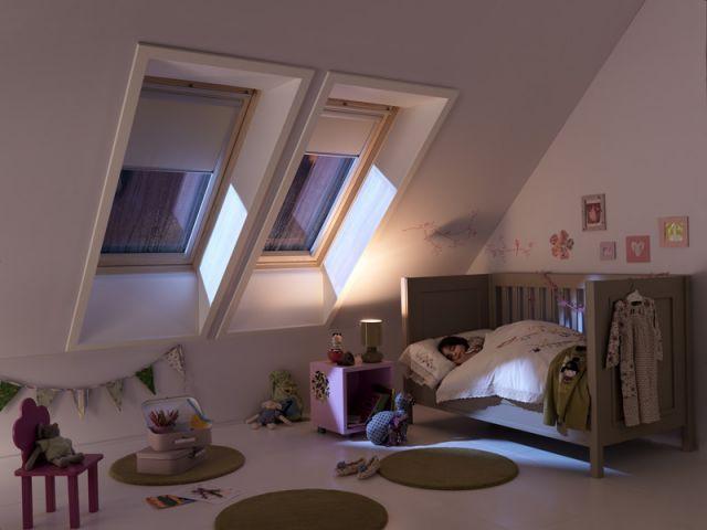 Fenêtre atténuant le bruit - Fenêtres de toit