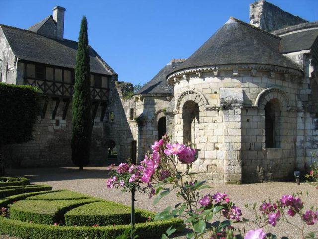 Le prieuré - Prieuré de Saint-Cosme