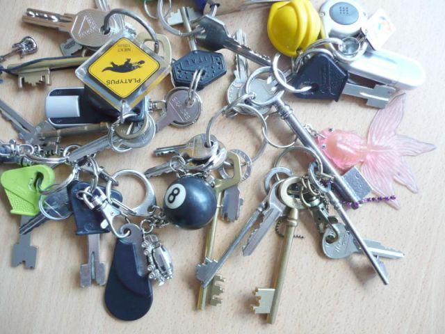 Photo de clés