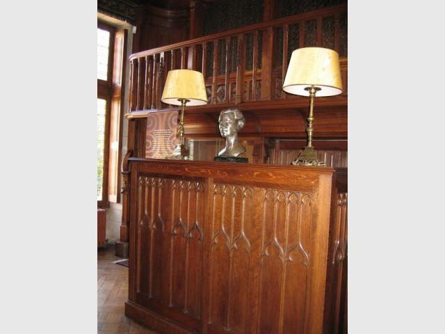 L'orgue - Château de Candé