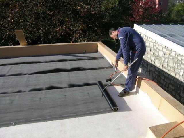une toiture végétale : étape par étape - Comment Faire Une Etancheite Toit Terrasse