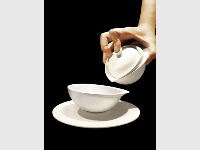 Jioufen Teahouse - design Taiwanais