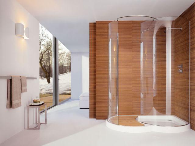 le design innonde vos douches. Black Bedroom Furniture Sets. Home Design Ideas