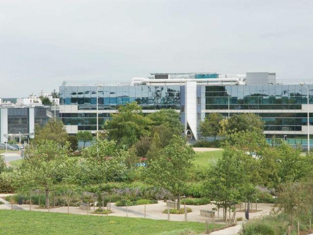Des espaces verts modernes for Espace vert 91