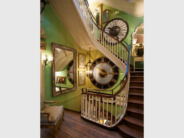 Changement de décor pour Yves Delorme et Mis en demeure - Maisonapart