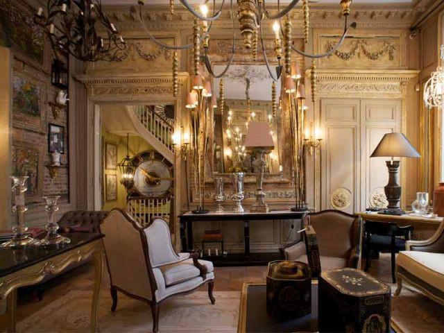 Changement de d cor pour yves delorme et mis en demeure maisonapart - Yves taralon decorateur ...