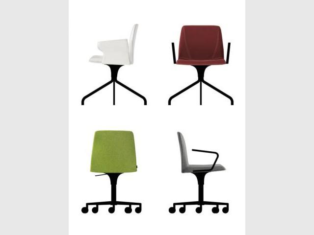 chaise fauteuil Kristalia