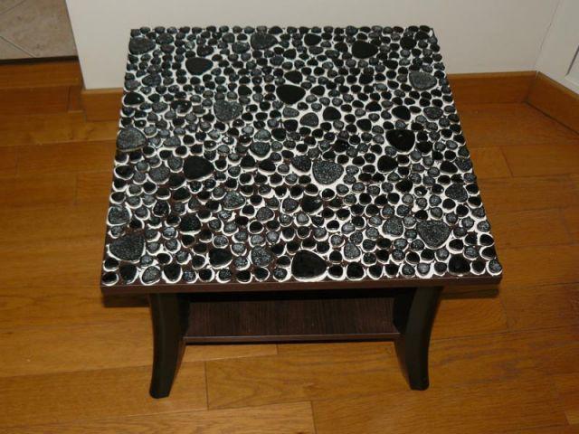 Sehr Relookez votre table avec de la mosaïque QK45
