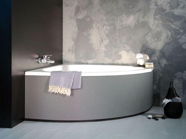 tablier de baignoire ardoise