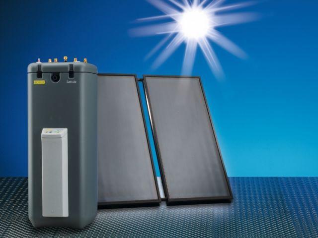 capteurs solaires Rotex