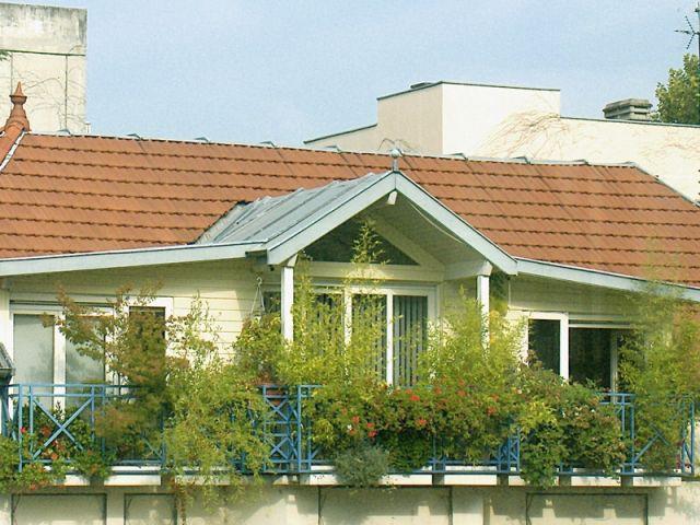 Le mur végétal - jardin suspendu Lyon