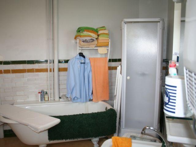 Avant apr s r novation d 39 une salle de bains r tro for Cout renovation sdb