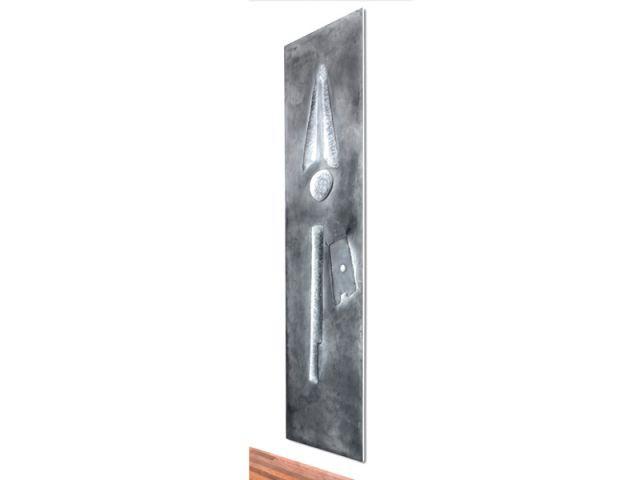 Pictural - radiateur gris