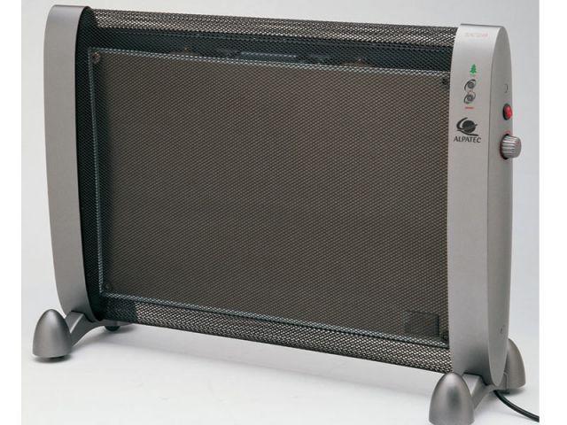 Grillagé - radiateur gris
