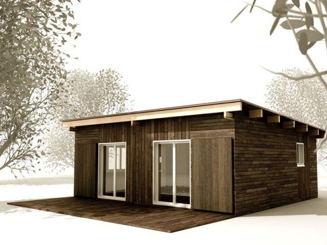 Kokoon une maison bioclimatique moins de euros - Que faire avec 100 000 euros ...