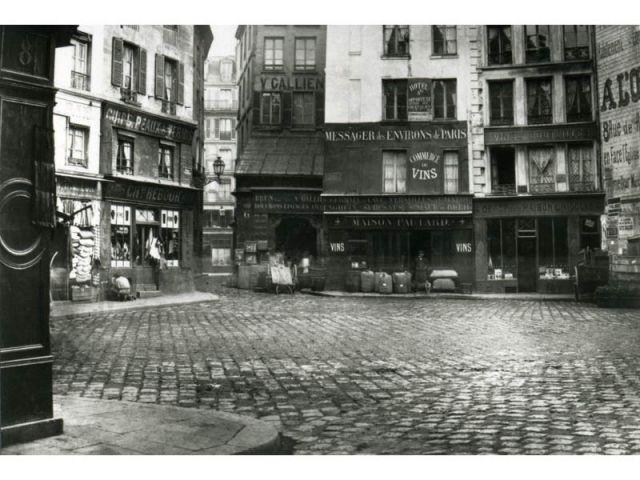 Ventre de Paris - Halles, Victor Baltard - Paris photographié au temps d'Haussmann