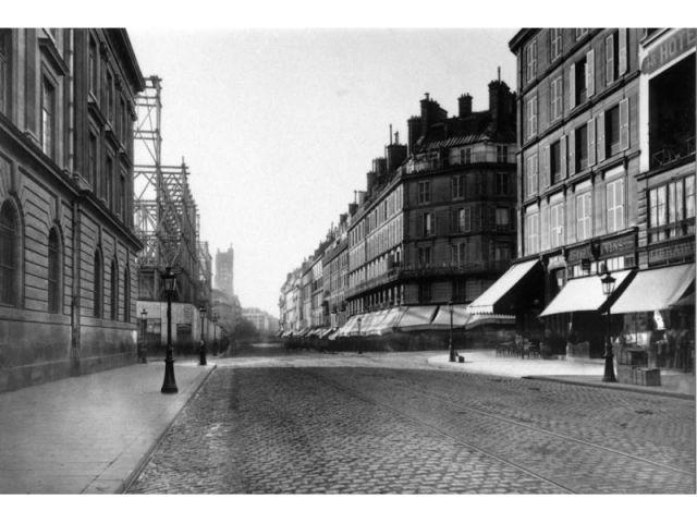 Le style Haussmann - Paris photographié au temps d'Haussmann