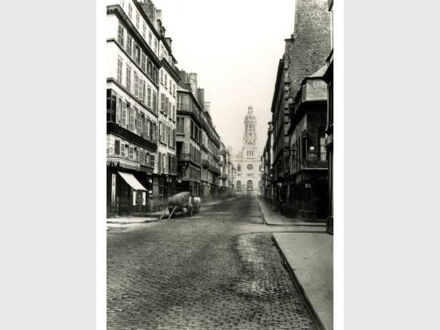 Paris au temps d'Haussmann