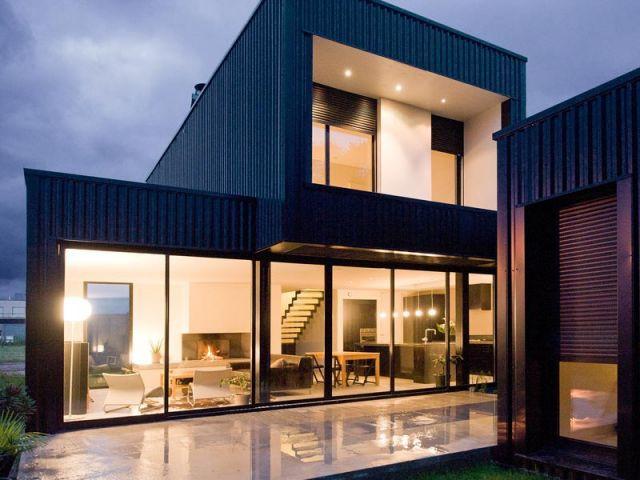 Une maison bioclimatique automatis e for Construire une maison intelligente