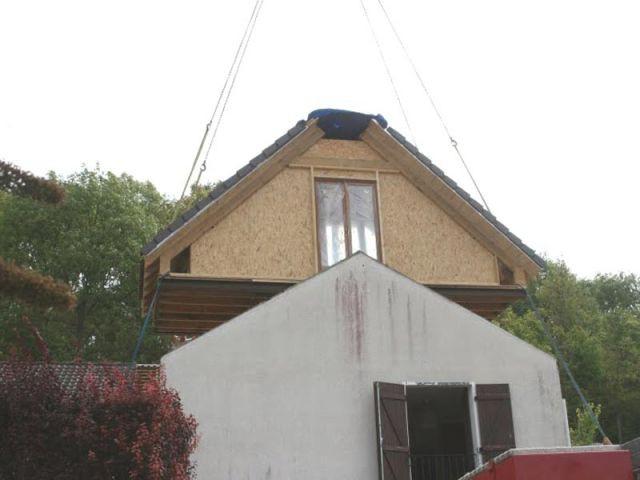 Surcharge - Maison surélevée