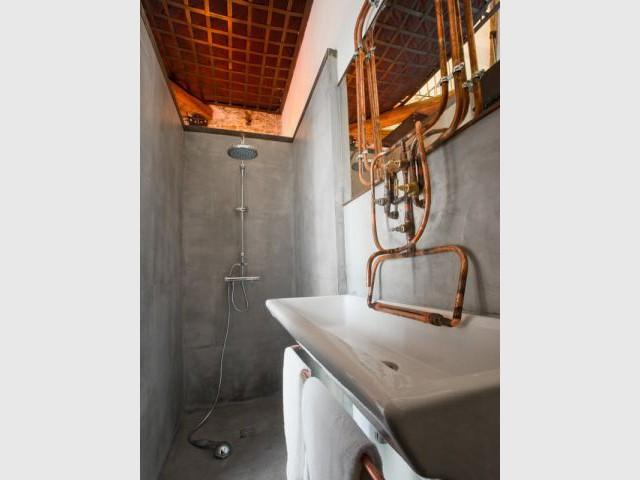 Salle de bains - Cédric Chassé - http://c2rix.free.fr