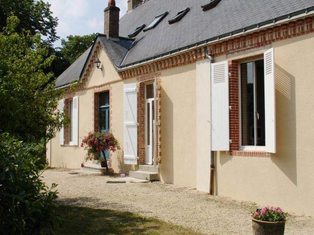 Elegant aprs faade est maison de matre with facade maison for Facade maison originale