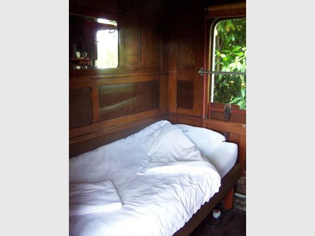 Chambre - train