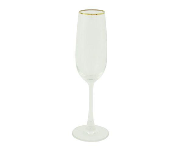 Flûte finition or - Flûte champagne