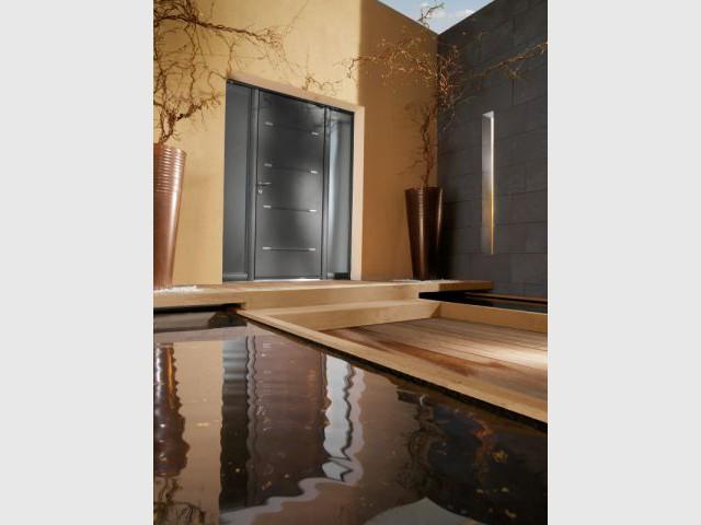 La porte d 39 entr e un objet qui met les sens en veil for Porte zen bel m