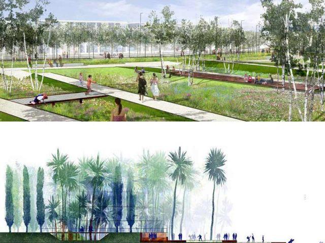 Najap 2010 les jeunes talents architectes et paysagistes for Paysagiste mantes la jolie