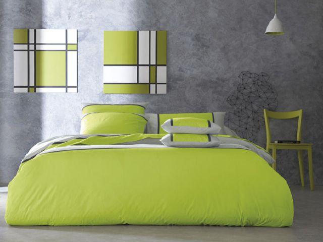 Le linge de lit prend des couleurs for Le linge de jeanne housse de couette