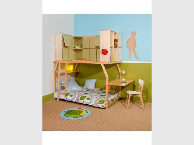 De 5 à 12 ans - Espace Loggia - Matali Crasset