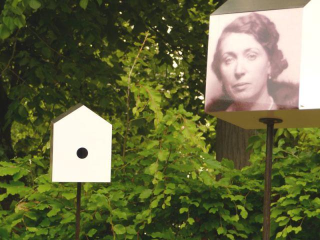 Métempsycose - jardin de Chaumont sur Loire
