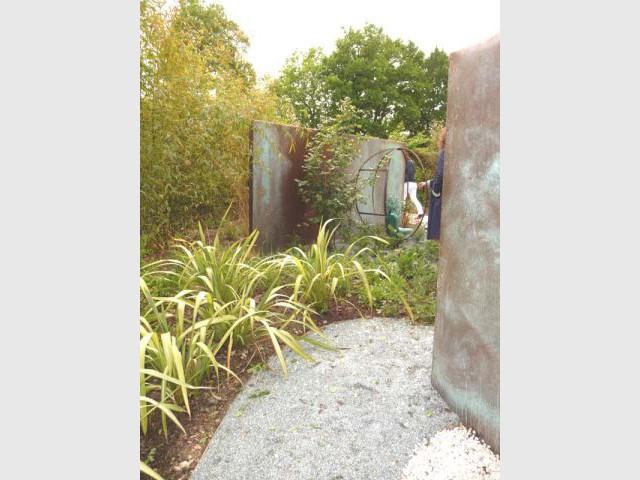 Rêverie dans la nature - jardin de Chaumont sur Loire