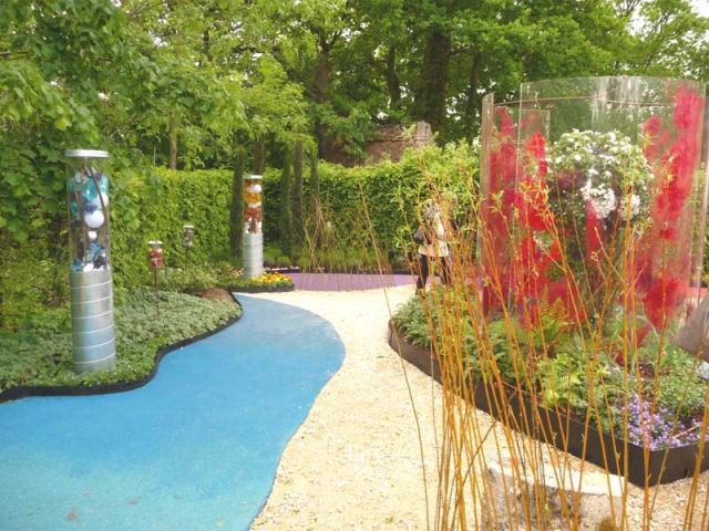 Philocephalus Hortus - jardin de Chaumont sur Loire