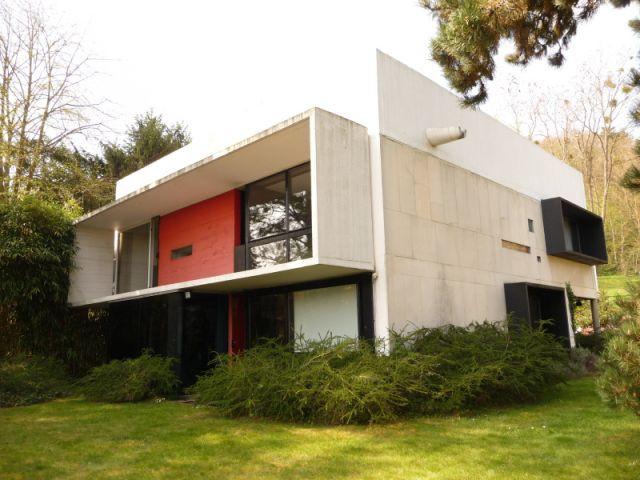 Une petite maison de famille sign e wogenscky - Architecture petite maison ...