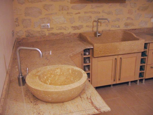 Cuisine - pierre de Bourgogne