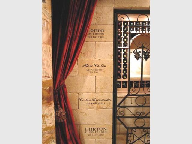 Mural - pierre de Bourgogne