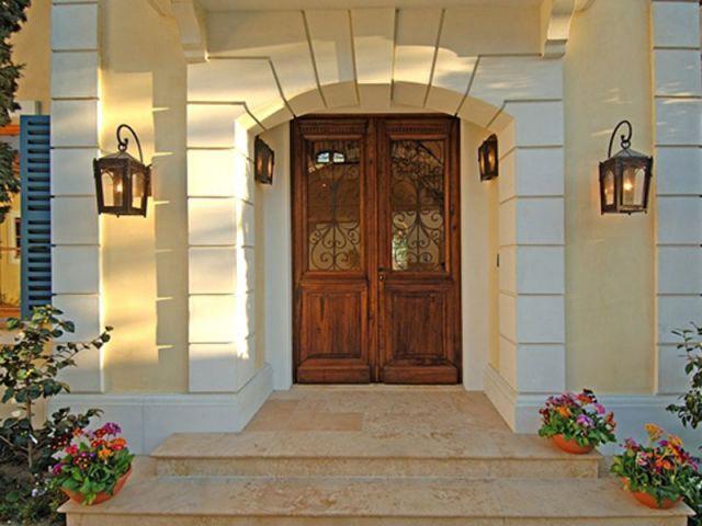 A la d couverte de la pierre de bourgogne for Habillage encadrement de porte