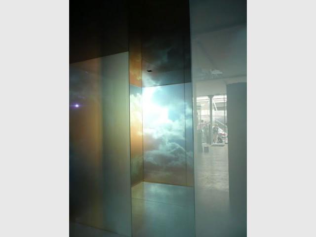Décor de nuages - pavillon des metamoprhoses