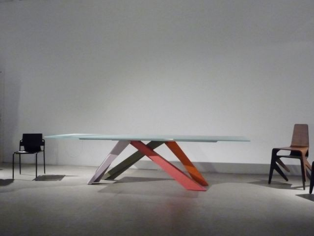 ... au produit fini - Big Table - Alain Gilles
