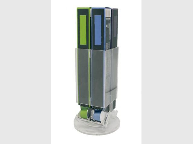Le porte-cartouche transparent - Supports pour capsules