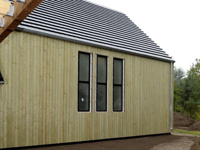 Vue d'ensemble de la maison - Isolation Rockwool Eco-logis