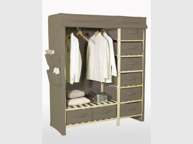 Exemple dressing chambre mobalpa est surtout connue pour for Dressing pret a poser