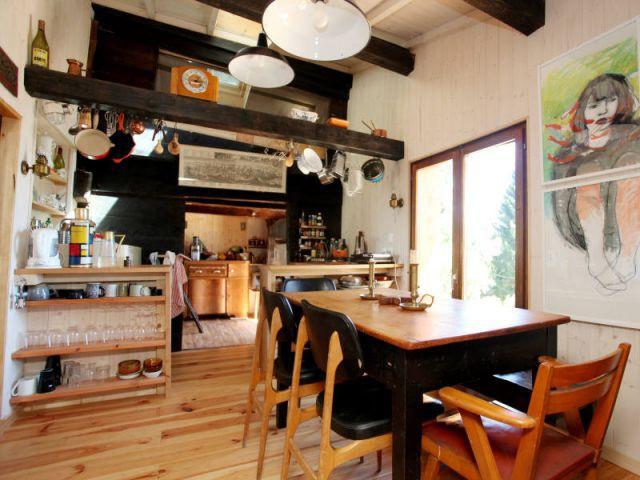 Salle à manger / cuisine - Pierre Albouy